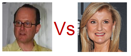 Tasini Vs Huffington: Fight Fight Fight